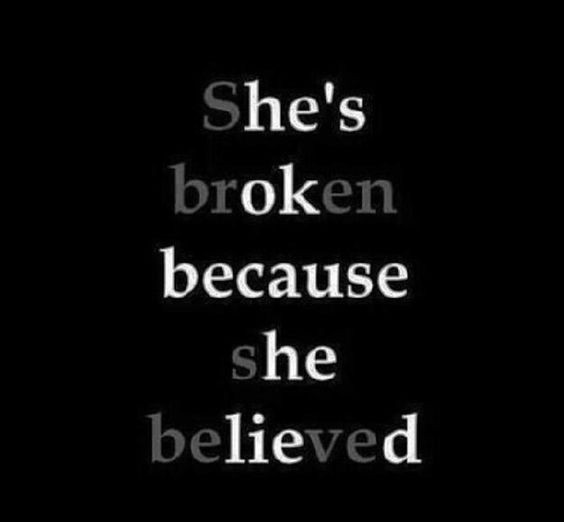 Broken Heart Sad Whatsapp Image