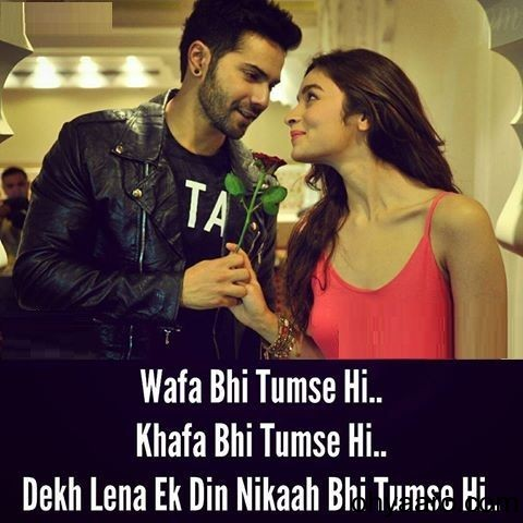 love Shayari Picture