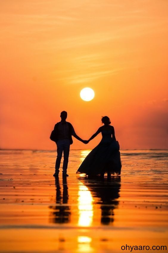 Couple Sunset HD Wallpapers