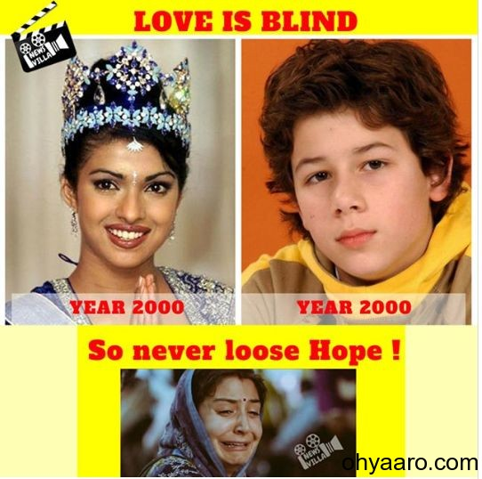 Priyanka Chopra Funny image