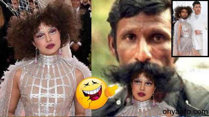 Priyanka Chopra Funny Pictures