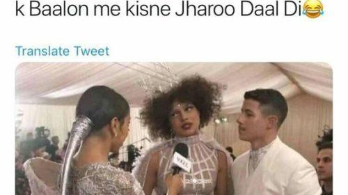 Priyanka Chopra Funny Memes Images