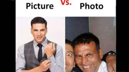 Akshay Kumar Funny Picture – Funny Actors Pic