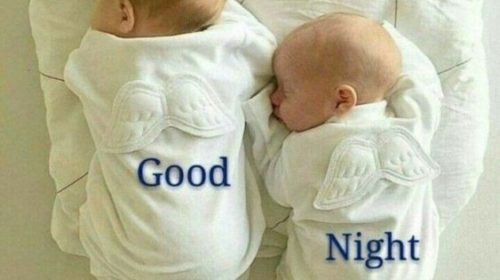 Good Night Baby Image – Good Night Wallpaper
