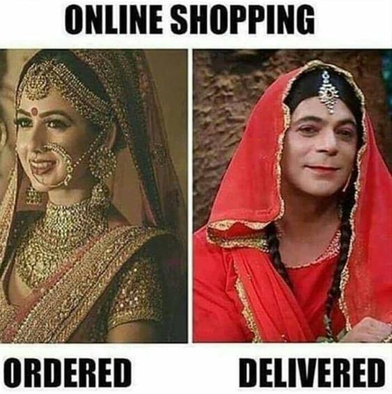 Online Shopping Funny Pic | Download Funny Pic