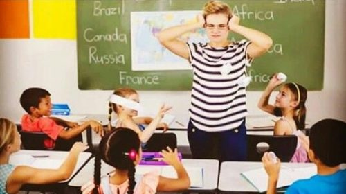 Funny School Memories