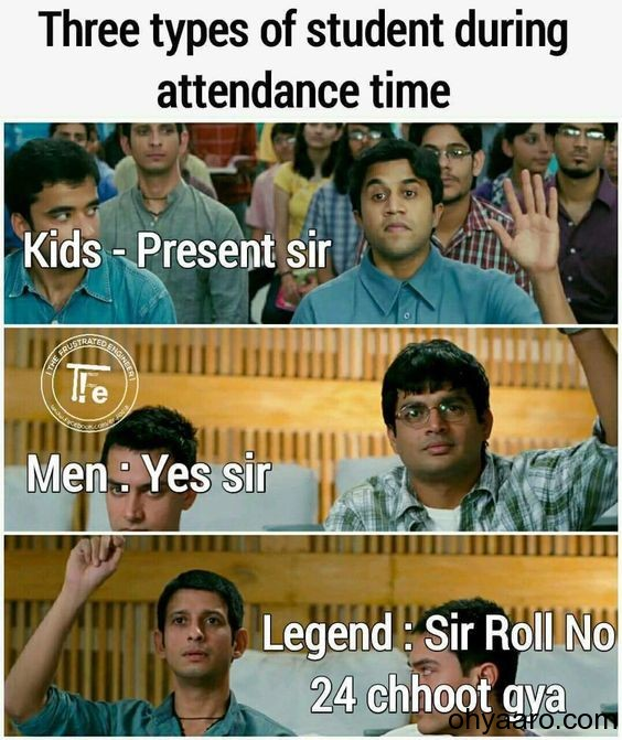 Funny School Memes For Students Oh Yaaro