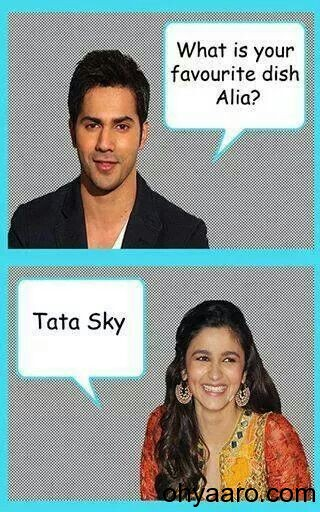 Alia Bhatt Jokes Images
