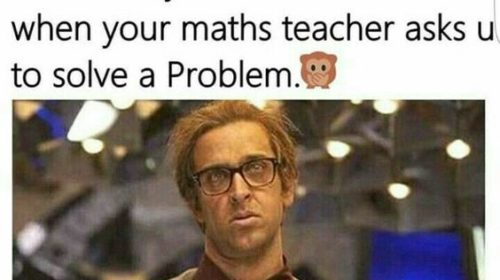 Funny Memes About School Life