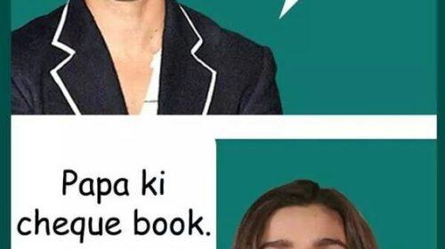 Allia Bhatt Fuuny Memes