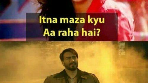 Ajay Devgan Funny Jokes