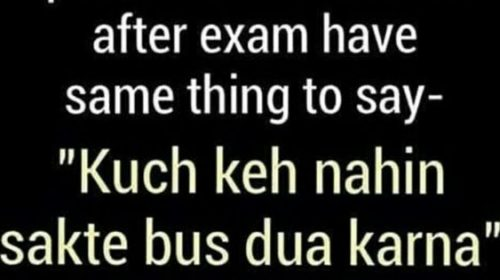 Funny Status For Students