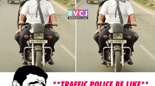 Funny Traffic Police Memes