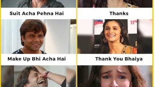 Alia Bhatt Funny Pic