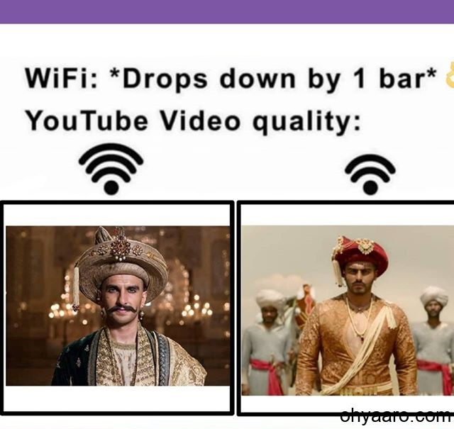 Arjun Kapoor Funny Photo - Panipat Movie Funny Memes