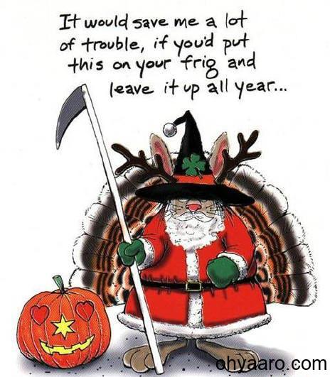 Funny Christmas puns