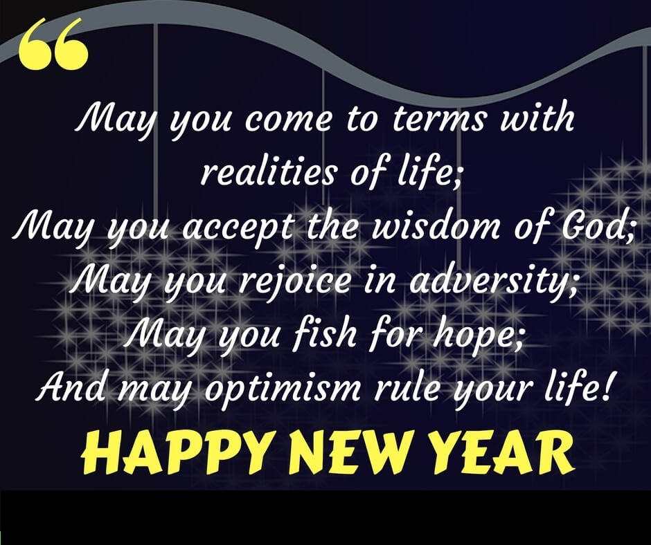 Happy New Year 2020 Quotes