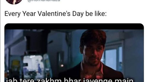 Valentine Day Funny Fokes