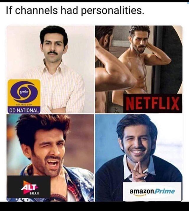 Download Kartik Aaryan Funny Photos