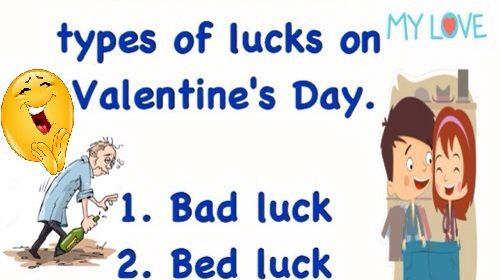 Whatsapp Valentine day Jokes