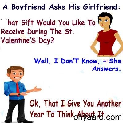 Jokes Valentine Day