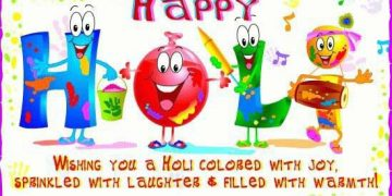Holi Jokes pic