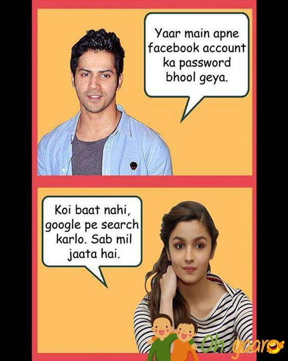 Alia Bhatt Varun Dhawan Funny Photo Download