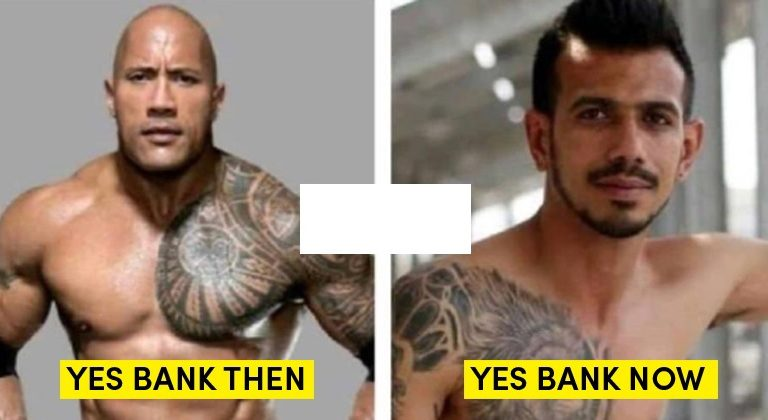 Yes Bank Funny Memes