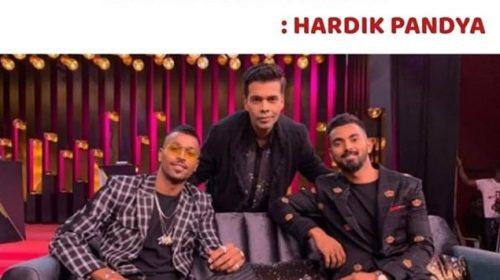 Hardik Pandya Funny Pic