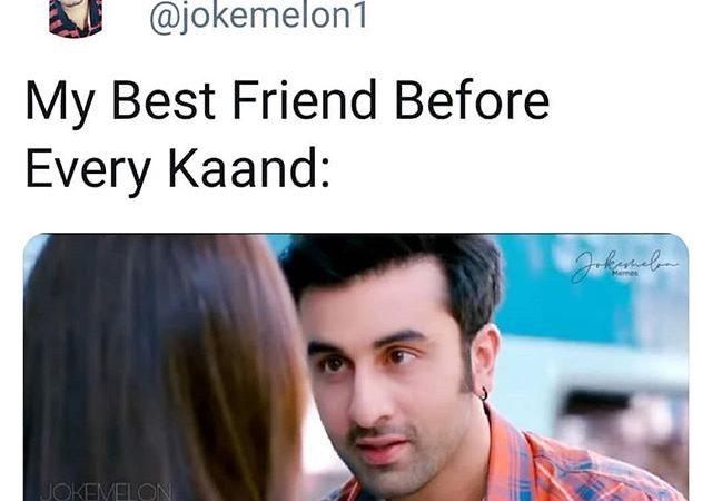 Ranbir Kapoor Funny Memes