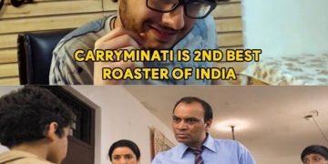 Ajey Nagar CarryMinati Funny Memes