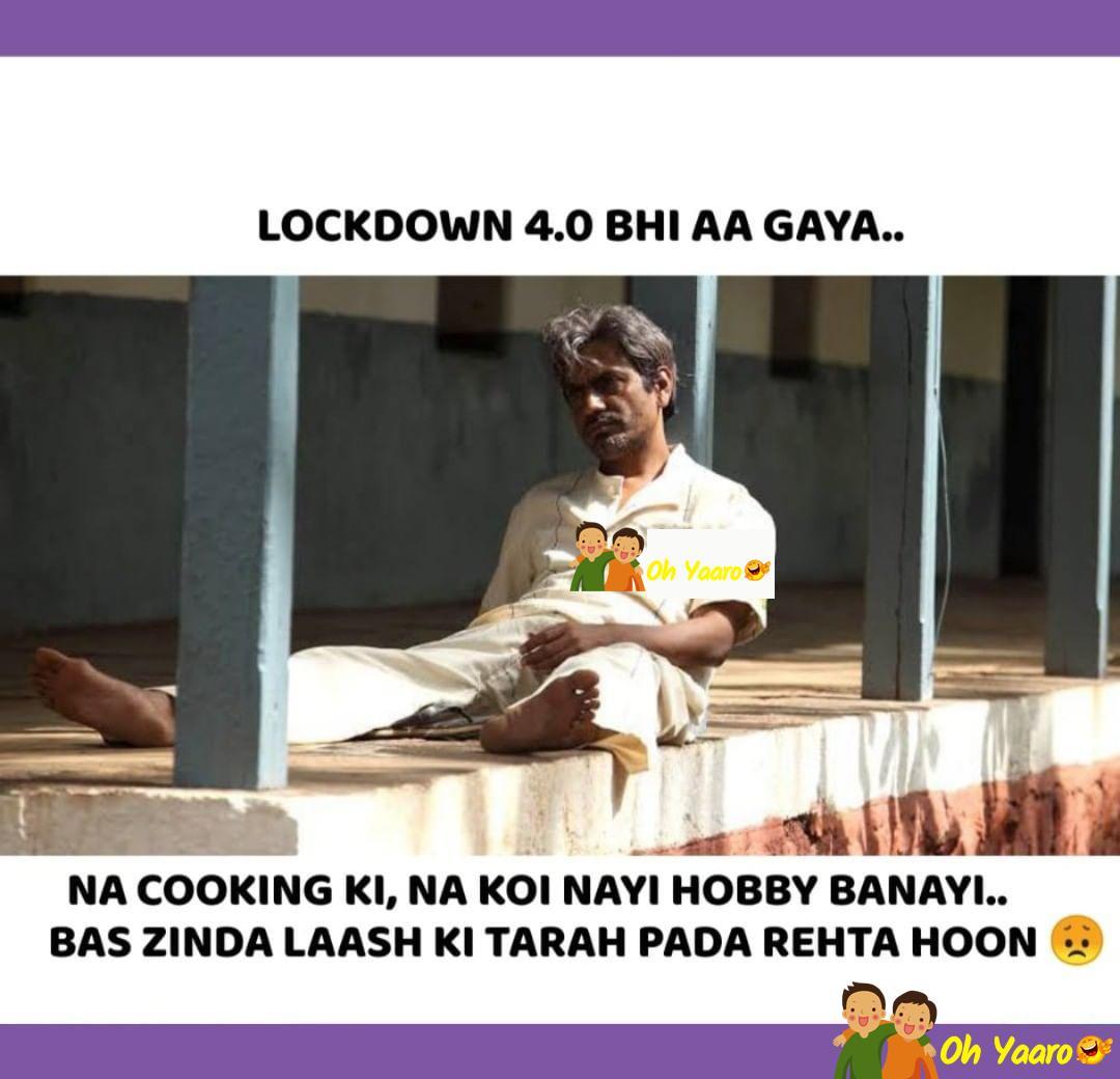 Lockdown Funny Pic