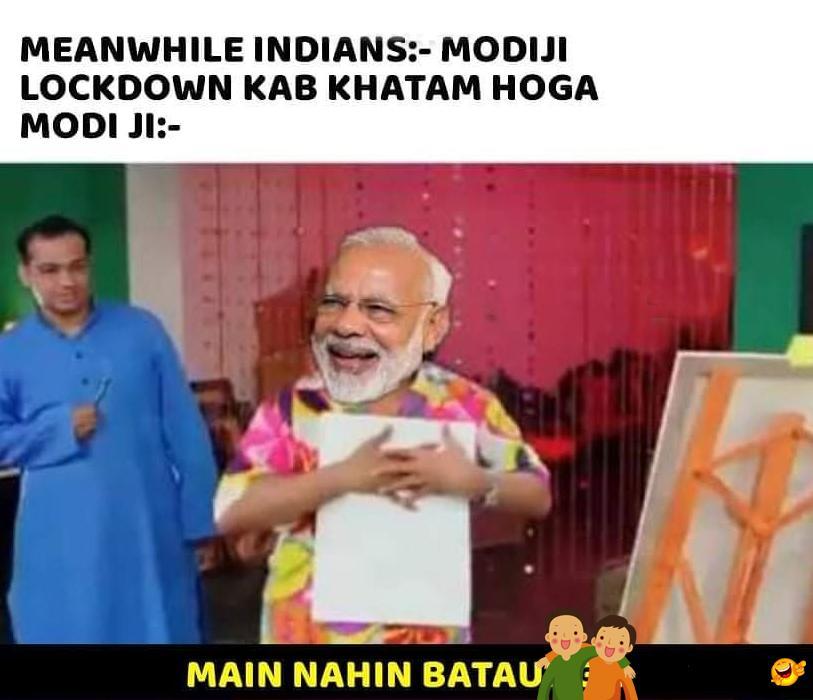 Narender Modi Funny Pic