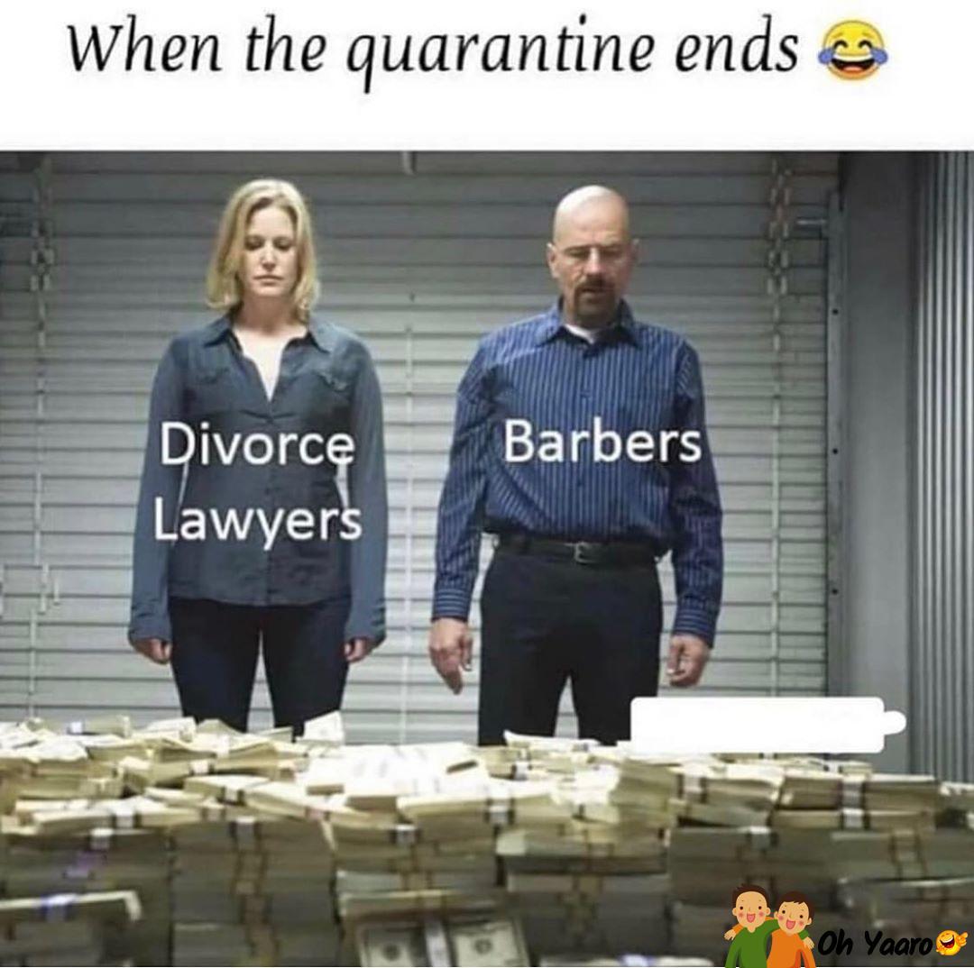 Quarantine Funny Photo
