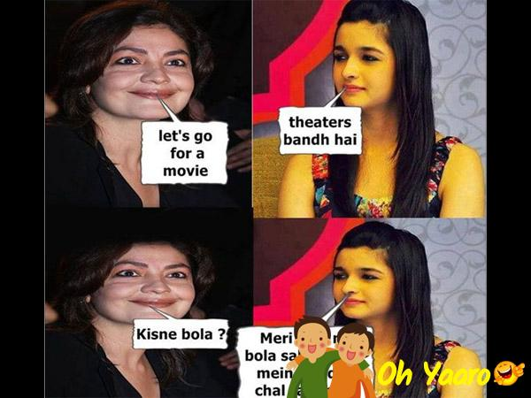 Alia Bhatt Funny Memes – Alia Bhatt Funny Pics