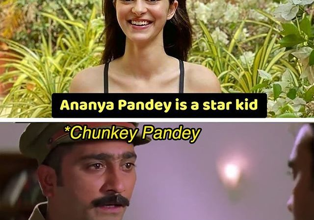 Ananya Pandey Funny Memes