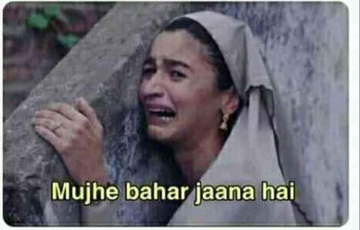 Funny Memes Featuring Alia Bhatt