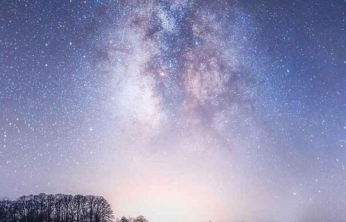 Night Sky Wallpaper Image