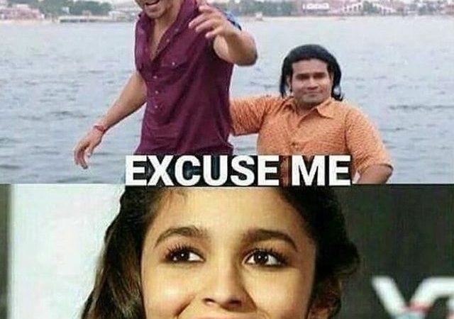 Varun Dhawan Funny Memes – Alia Bhatt Funny Photo