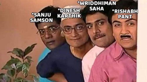 Indian Cricket Funny Pic
