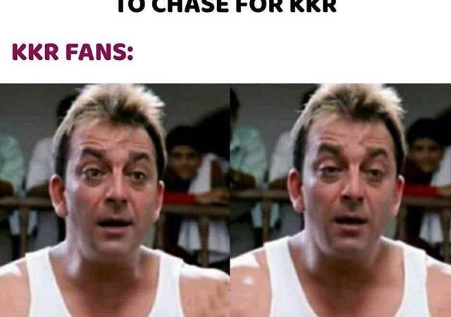 KKR Memes – Best IPL 2020 Memes