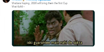 IPL 2020 Funny Photo