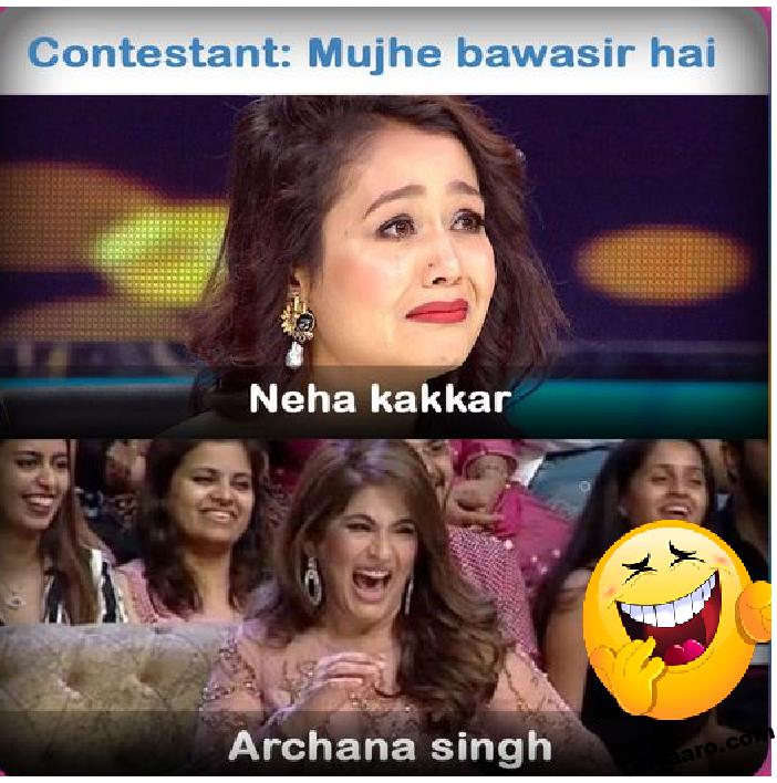 Neha Kakkar Memes
