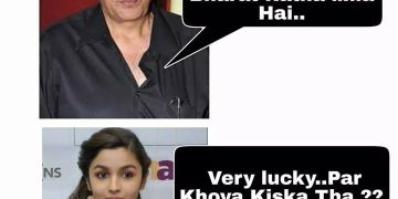 Alia Bhatt Funny Memes