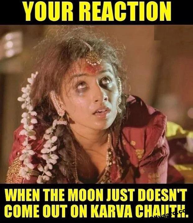 Karva Chauth Memes Image