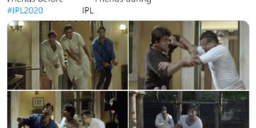 IPL Funny Memes
