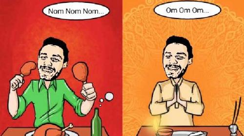 Navratri Jokes Picture