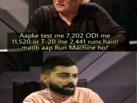 Virat Kohli Funny Photo