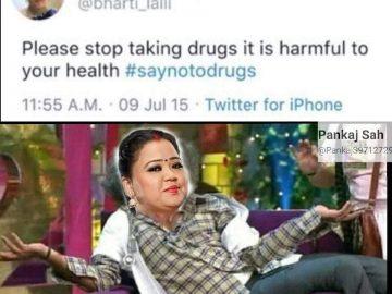 Bharti Singh Funny Memes
