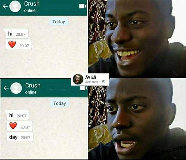 Hindi Crush Memes